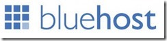 the bluehost official logo